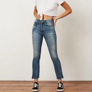 BOYISH Billy High-Waisted Jeans in Rear Window 25